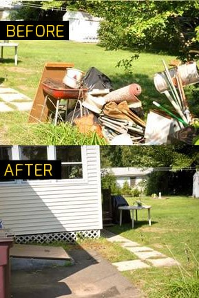 Gold Coast Rubbish Removal - Cheap same day rubbish removal services offered by Best Coast Handyman